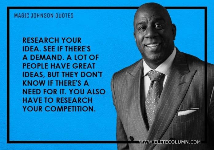 Magic Johnson Quotes (1)