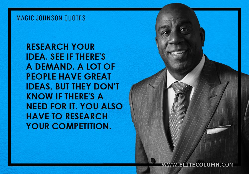 Magic Johnson Quotes (1)