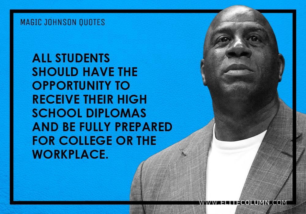 Magic Johnson Quotes (12)