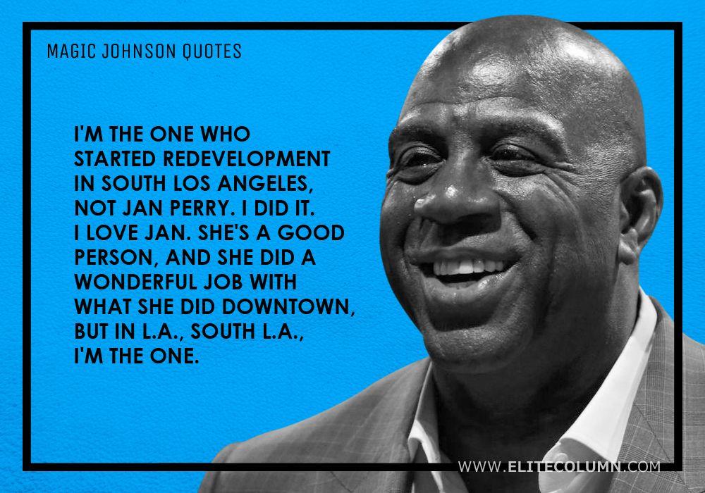Magic Johnson Quotes (13)