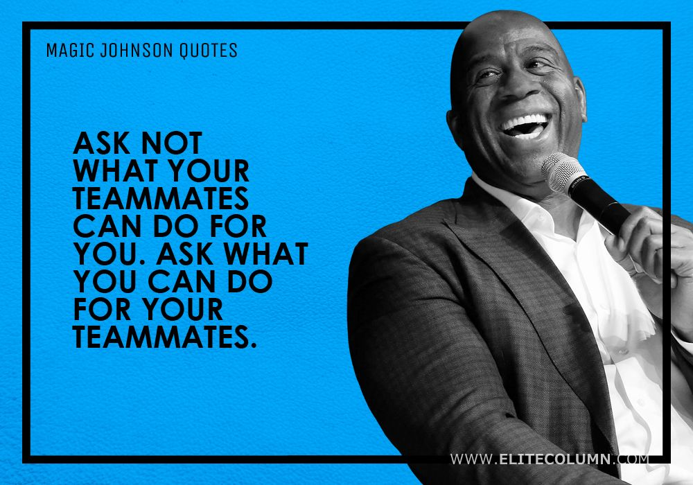 Magic Johnson Quotes (2)