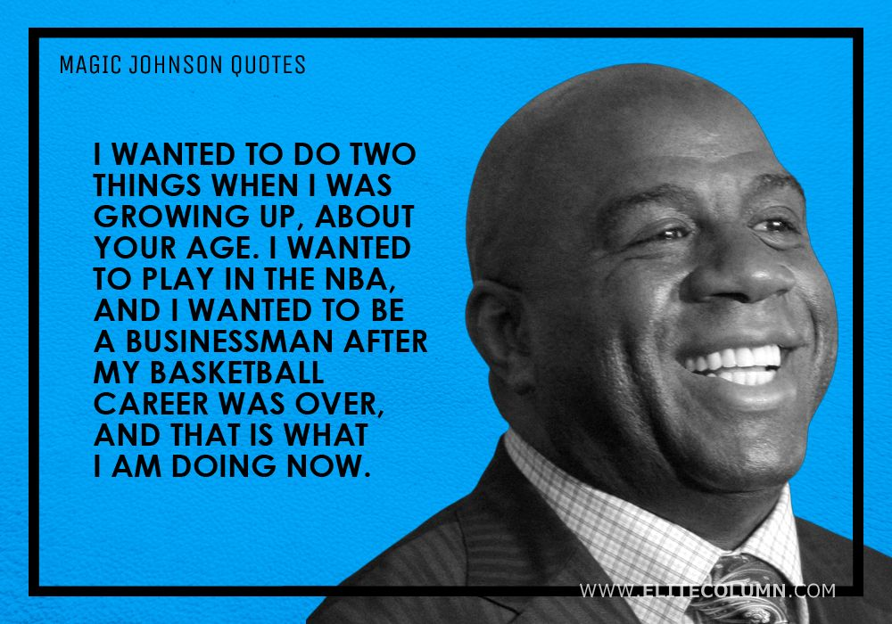Magic Johnson Quotes (3)