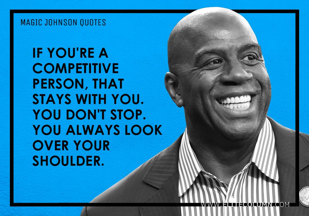 Magic Johnson Quotes (5)