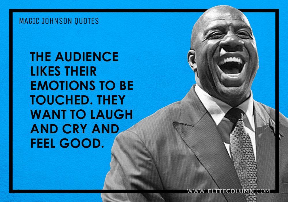 Magic Johnson Quotes (8)