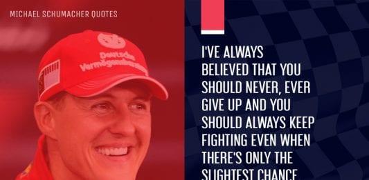 Michael Schumacher Quotes (1)