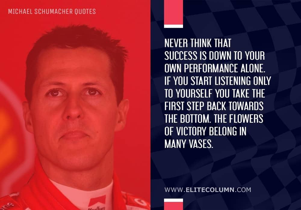 Michael Schumacher Quotes (2)