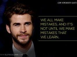 Liam Hemsworth Quotes (2)