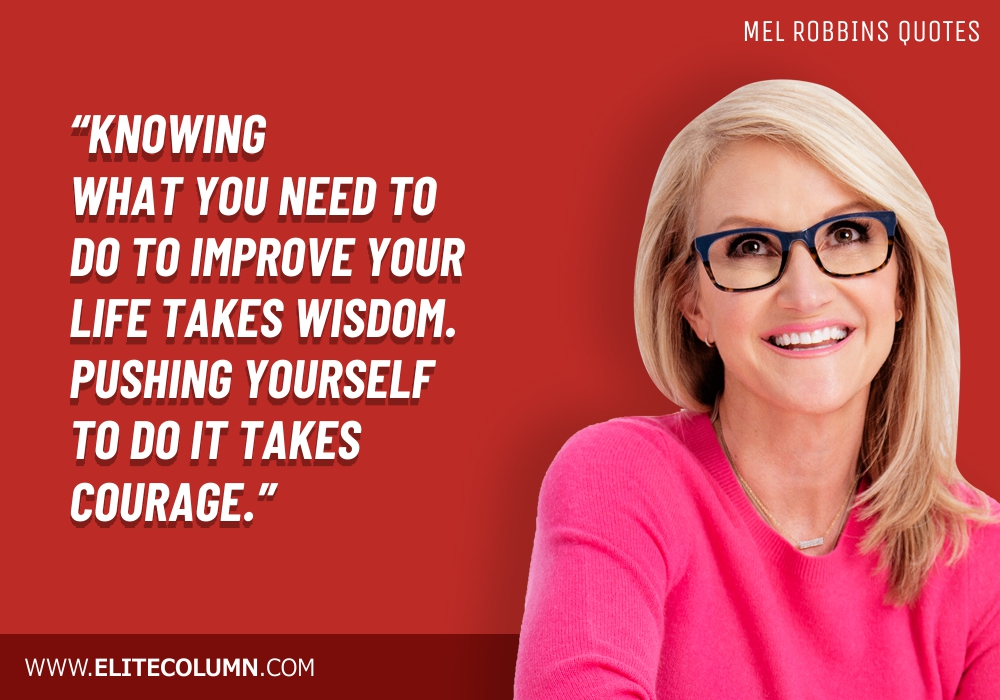 Mel Robbins Quotes (1)
