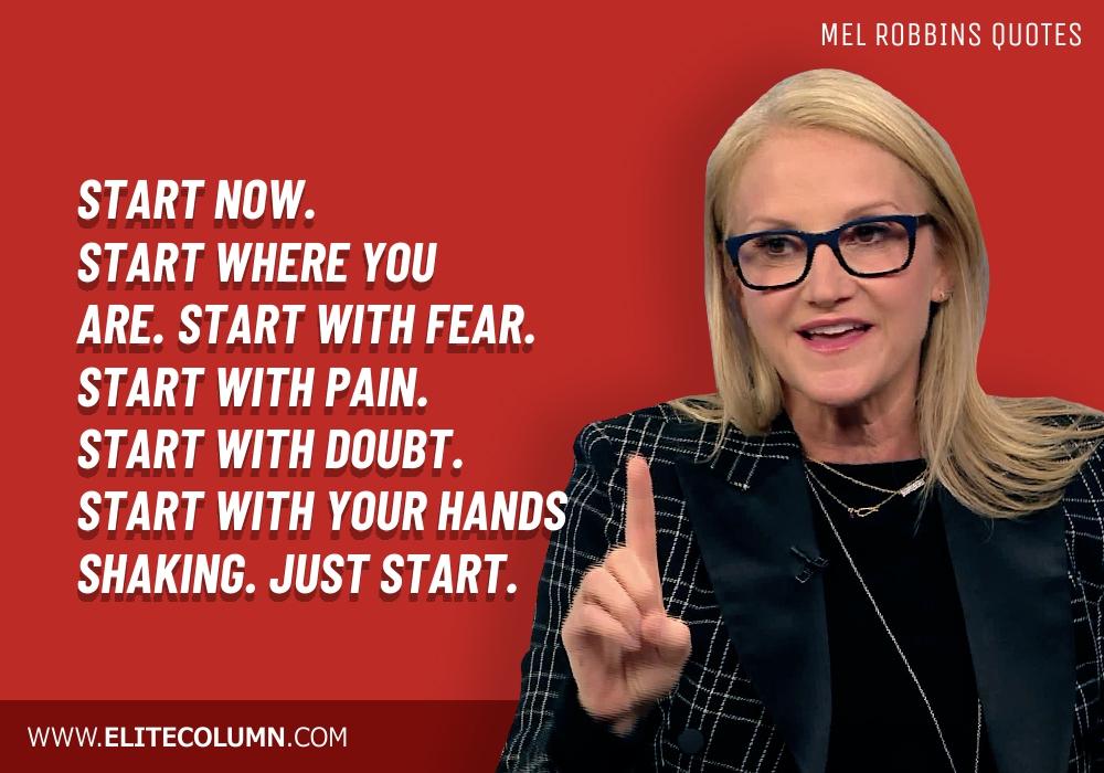 Mel Robbins Quotes (11)