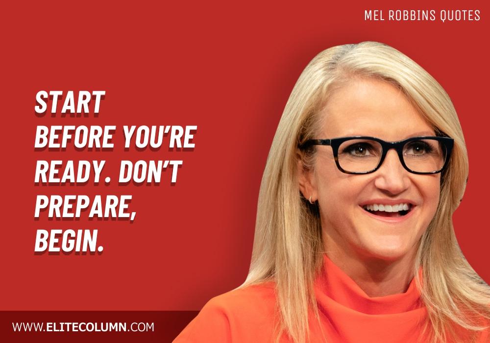 Mel Robbins Quotes (2)