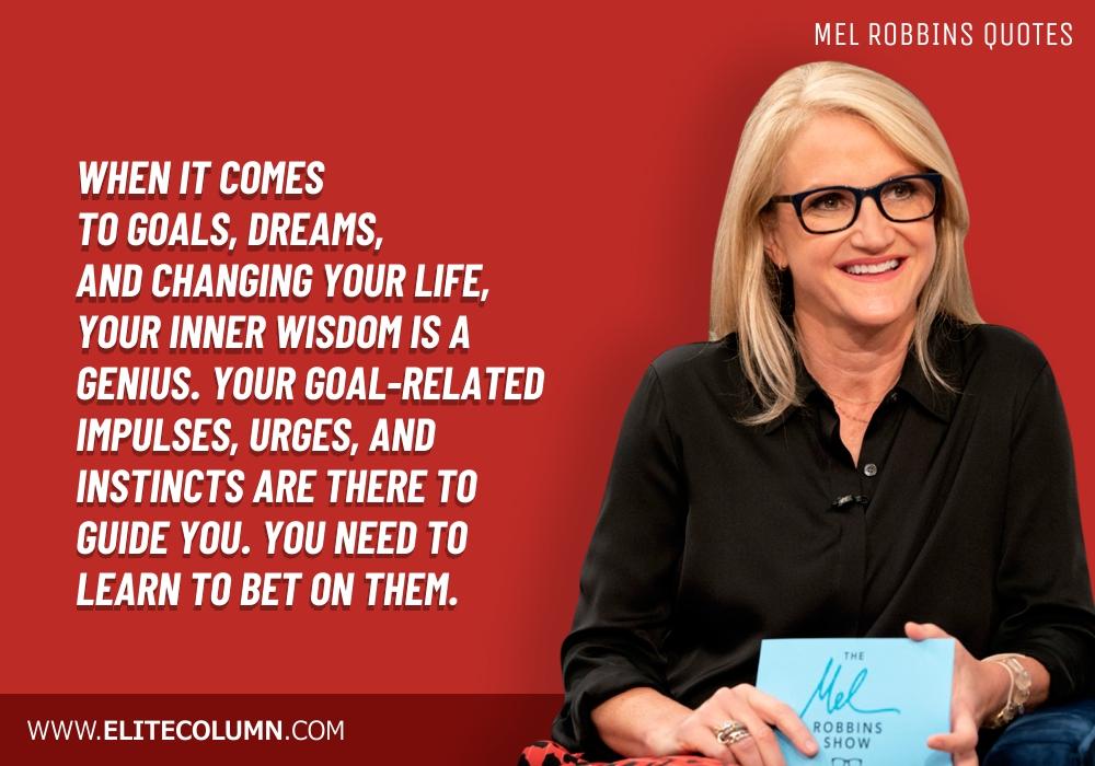 Mel Robbins Quotes (4)