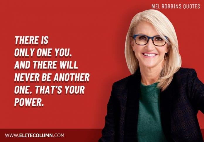 Mel Robbins Quotes (7)