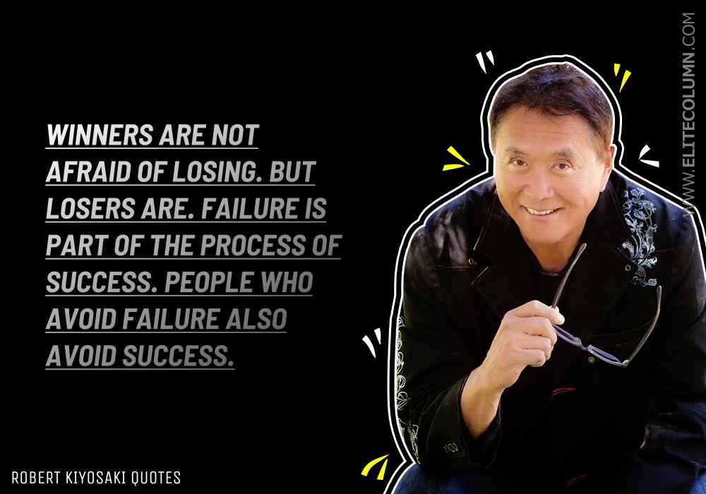 Robert Kiyosaki Quotes (10)