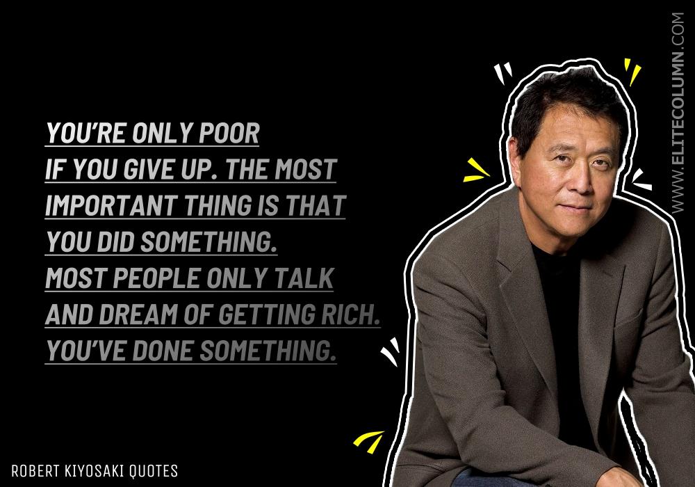 Robert Kiyosaki Quotes (11)