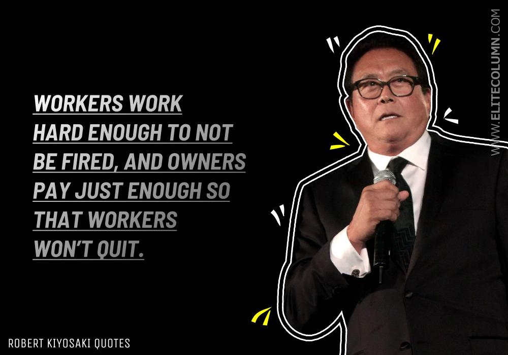 Robert Kiyosaki Quotes (2)