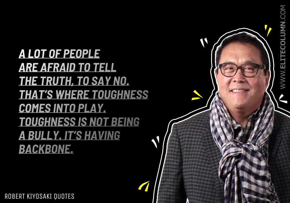Robert Kiyosaki Quotes (3)