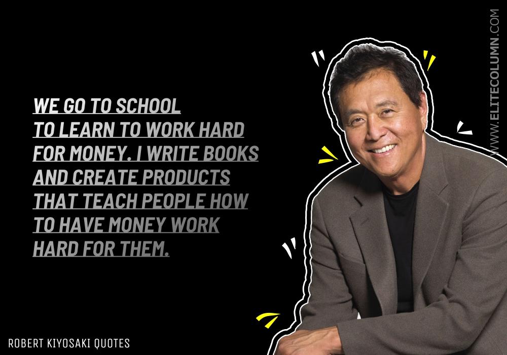 Robert Kiyosaki Quotes (4)