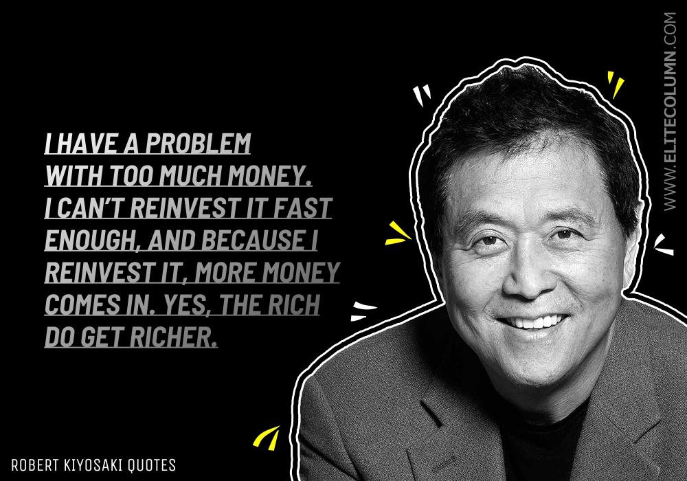 Robert Kiyosaki Quotes (6)