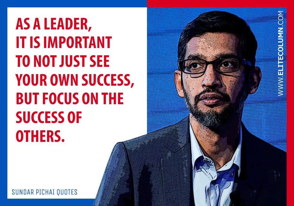 Sundar Pichai Quotes (1)