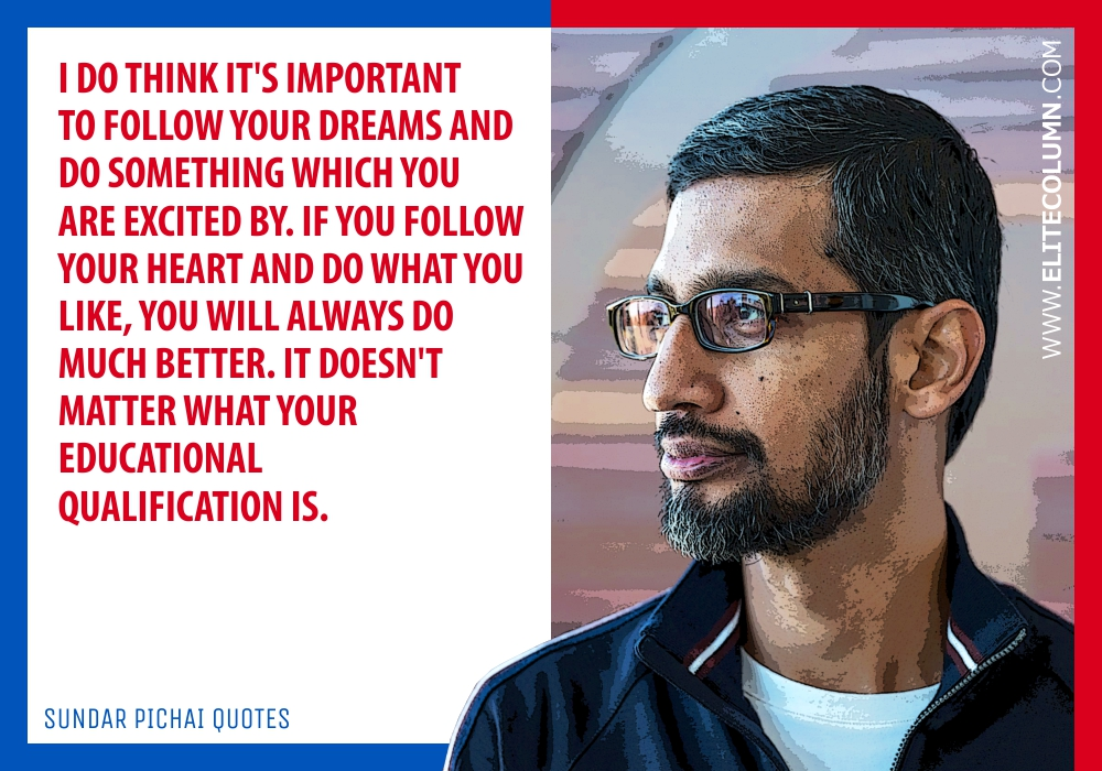 Sundar Pichai Quotes (4)