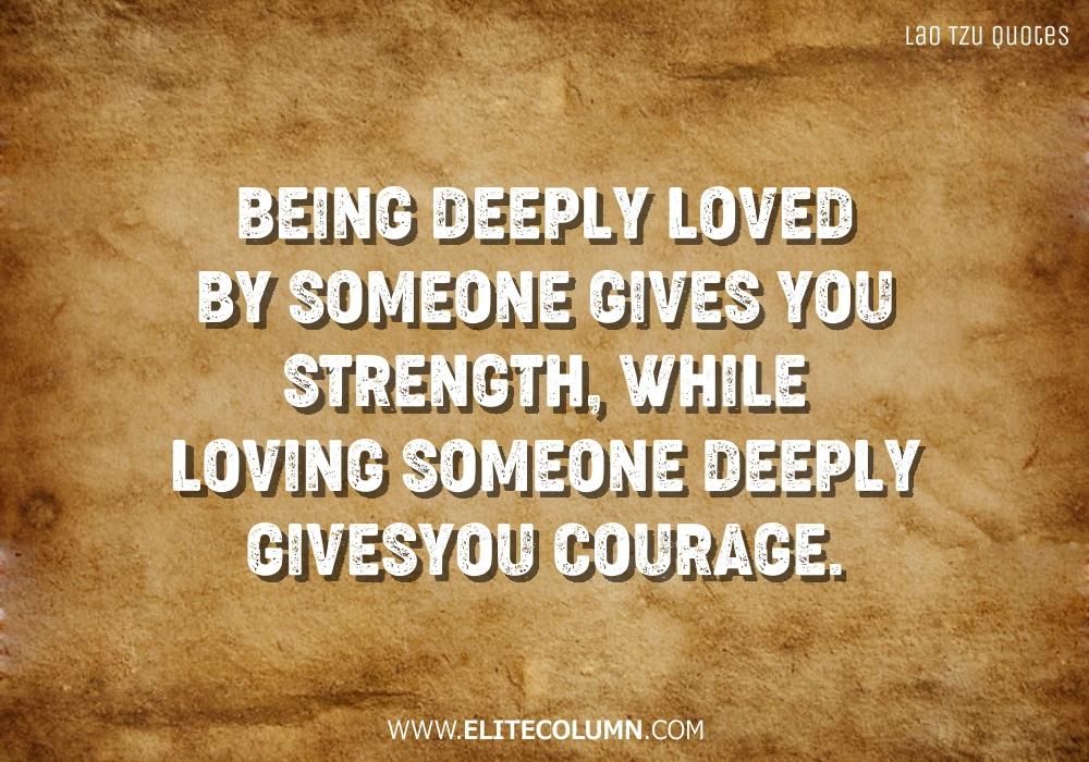 Lao Tzu Quotes (14)