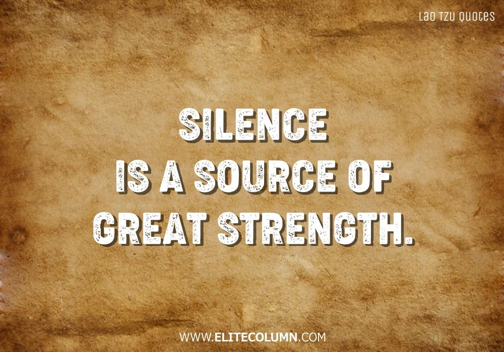Lao Tzu Quotes (15)