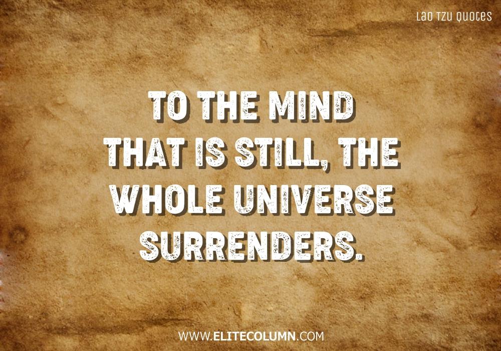 Lao Tzu Quotes (20)