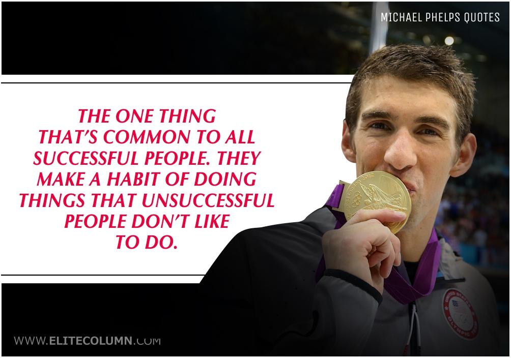 Michael Phelps Quotes (11)