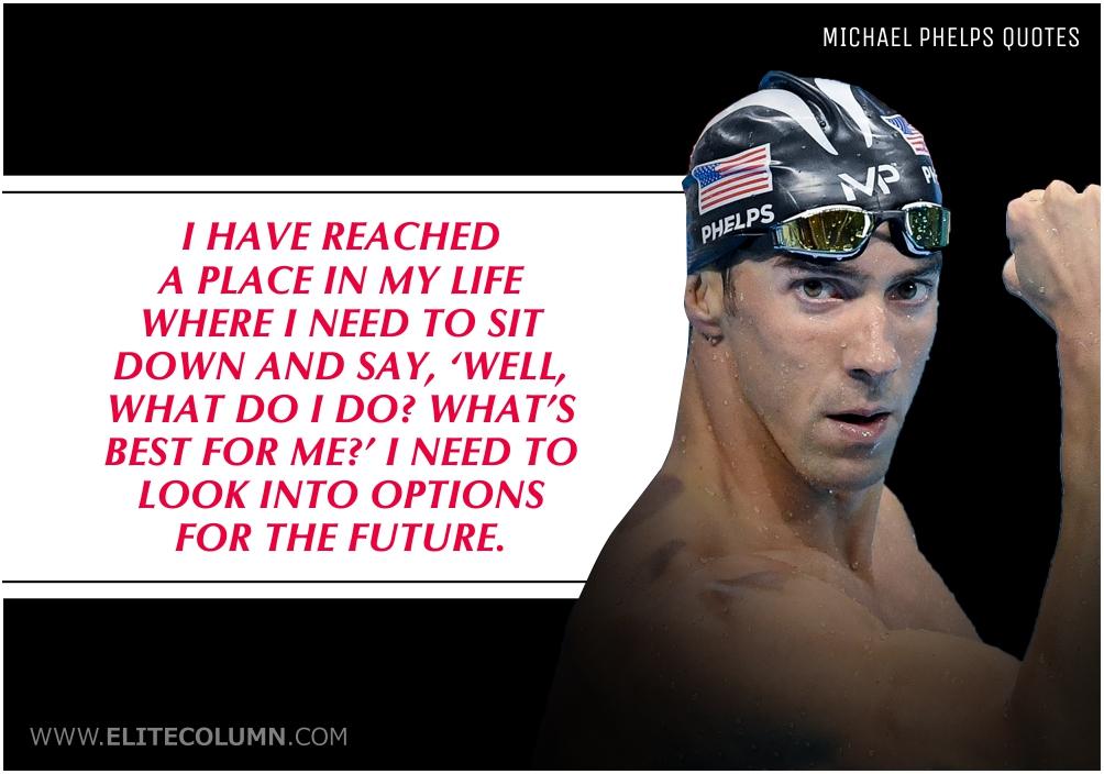 Michael Phelps Quotes (12)