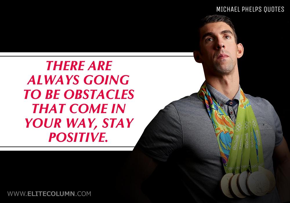 Michael Phelps Quotes (2)