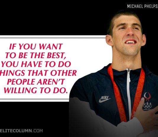 Michael Phelps Quotes (3)
