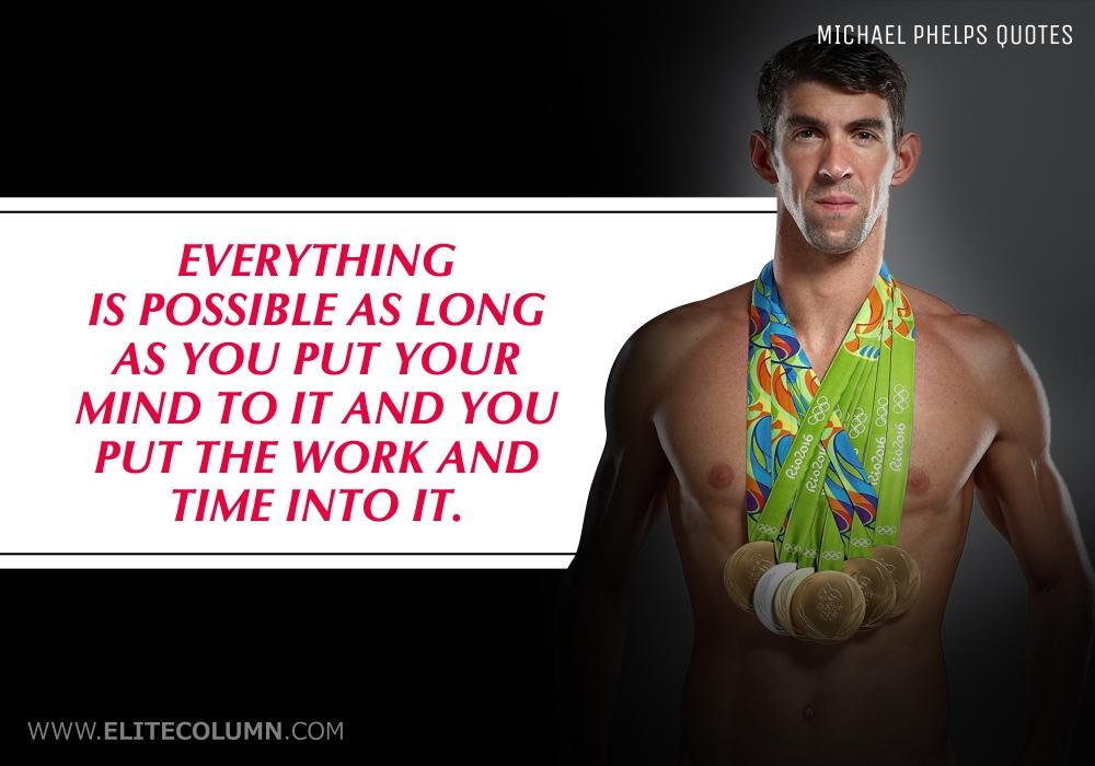 Michael Phelps Quotes (7)