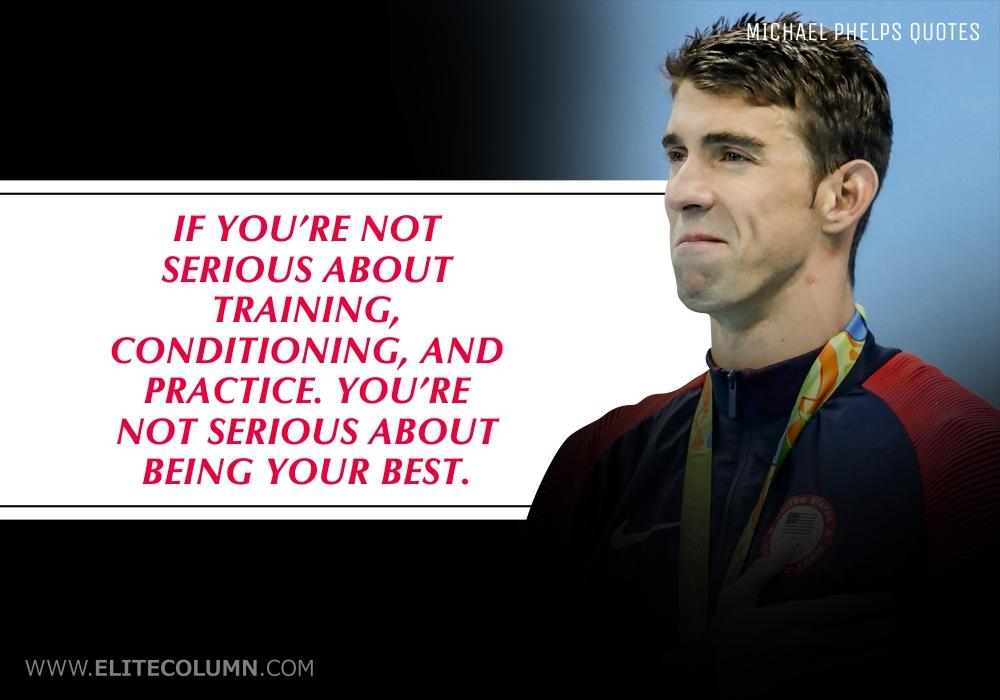 Michael Phelps Quotes (8)