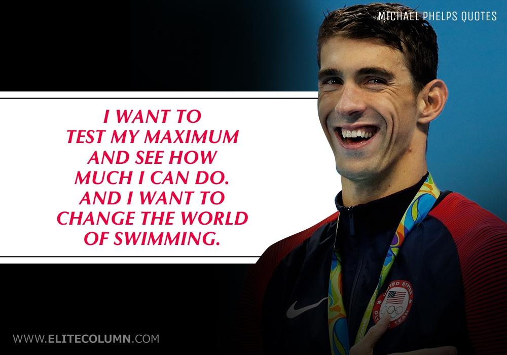 Michael Phelps Quotes (9)