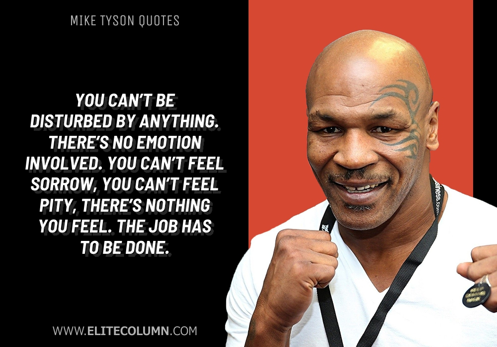 Mike Tyson Quotes (10)