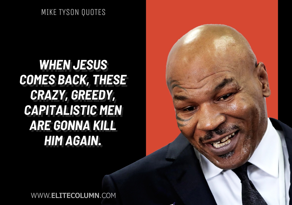 Mike Tyson Quotes (5)