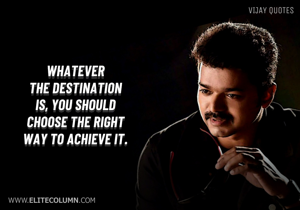 Vijay Quotes (2)