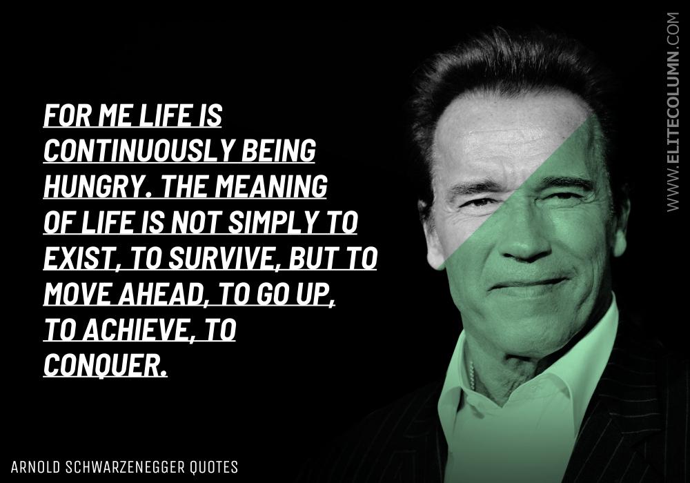 Arnold Schwarzenegger Quotes (5)