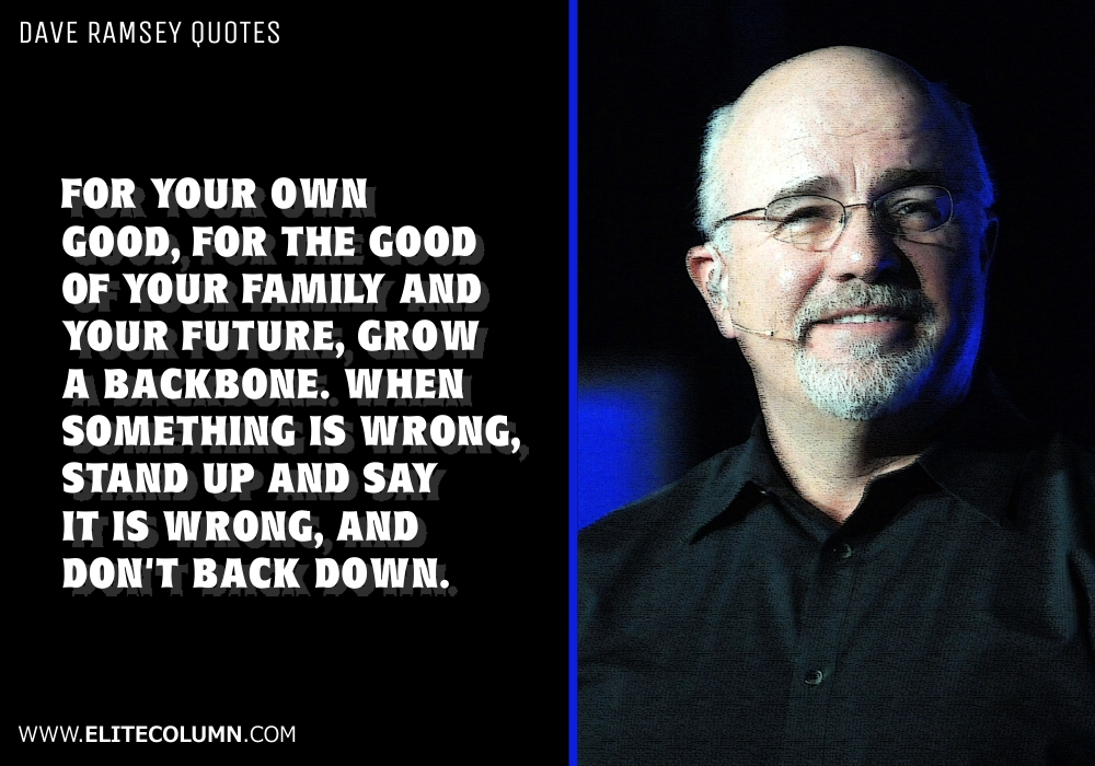 Dave Ramsey Quotes (5)