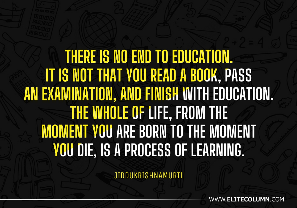 Education Quotes (5)