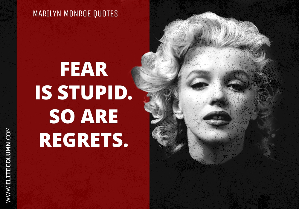 Marilyn Monroe Quotes (6)