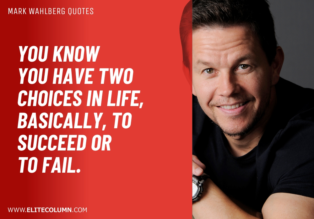 Mark Wahlberg Quotes (4)