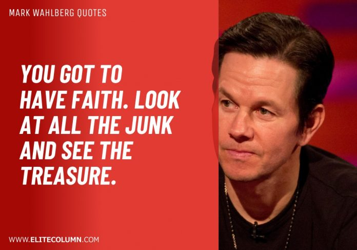 Mark Wahlberg Quotes (6)