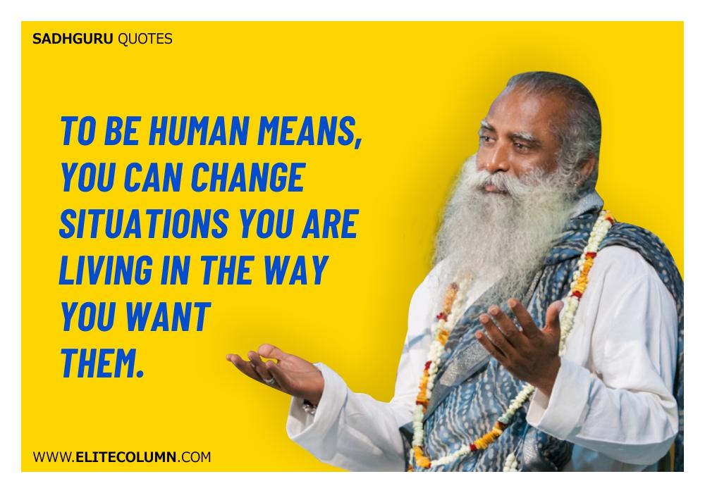 Sadhguru Quotes (20)