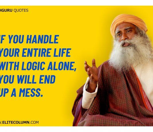 Sadhguru Quotes (21)