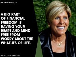 Suze Orman Quotes (1)