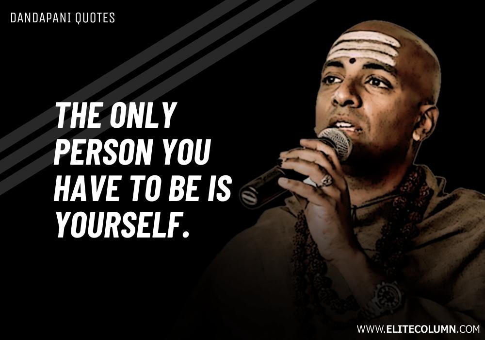 Dandapani Quotes (7)