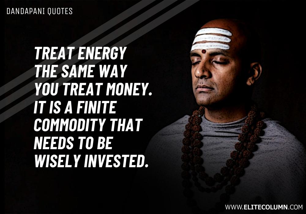 Dandapani Quotes (9)