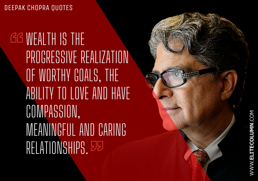 Deepak Chopra Quotes (12)