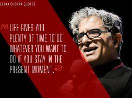 Deepak Chopra Quotes (5)